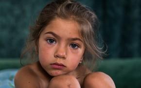 Картинка детство, портрет, девочка, Artistic Child Photography