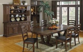 Картинка дизайн, стиль, комната, интерьер, Austin, Texas, столовая