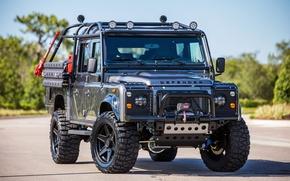 Картинка Land Rover, Defender, дефендер, ланд ровер