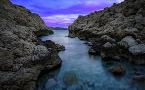 Обои природа, пейзаж, Скалы