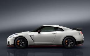 Картинка car, Nissan, speed, Nismo, Nissan GT R, GT R, Nissan GT R Nismo, Nissan GT
