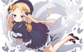 Картинка взгляд, аниме, арт, девочка, Fate / Grand Order