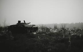 Картинка война, танк, piece in peace