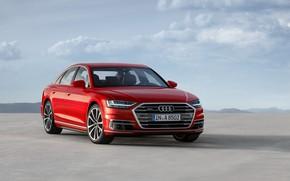 Обои Audi, ауди, седан