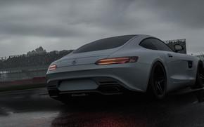 Картинка Mercedes-Benz, гонки, Turn 10 Studios, Forza 7
