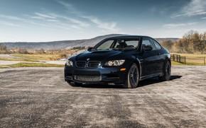 Картинка BMW, Sky, Blue, Legend, E92