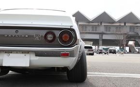 Картинка Nissan, Skyline, Gtr, kgc110