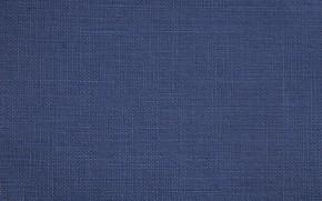Обои fabric, texture, blue, текстура