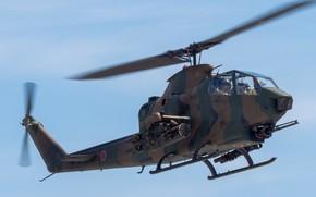 Картинка Cobra, AH-1, ударный вертолёт