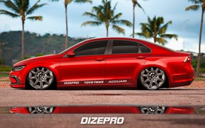 Картинка Audi, Авто, Ауди, Тюнинг, Car, Автомобиль, Auto, Tuning, DizePro