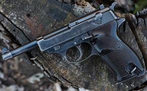 Картинка пистолет, Walther, P38, AC41