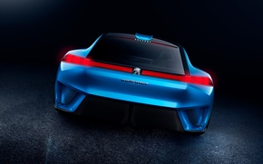 Картинка car, Peugeot, logo, lion, concept car, Peugeot Instinct Concept Car, Peugeot Instinct