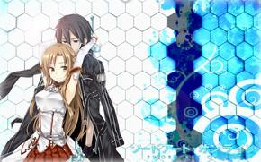 Картинка light, love, weapon, anime, pretty, asian, warrior, manga, japanese, Sword Art Online, oriental, asiatic, sugoi, ...
