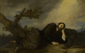 Картинка картина, Сон Якоба, Хосе де Рибера, Jose de Ribera