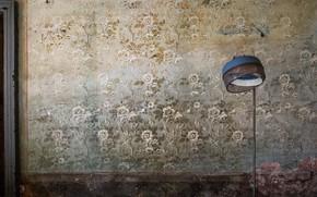 Картинка стена, лампа, светильник
