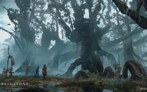 Картинка Brimstone, The Demon Within, The Mangrove