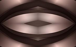 Картинка фантазия, симметрия, абстрактная