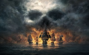 Обои Ubisoft, Game, Skull And Bones