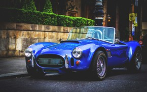 Картинка Shelby, Улица, передок, Cobra