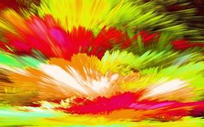 Картинка фон, краски, colors, colorful, abstract, rainbow, background, splash, painting, bright