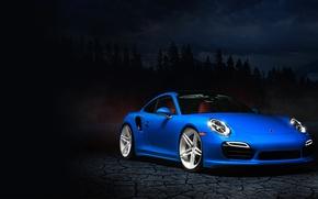 Картинка купе, Porsche, GT3