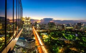 Картинка Таиланд, Бангкок, Bangkok, Lumpini Park