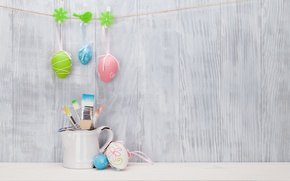 Обои Пасха, spring, Easter, eggs, Happy, pastel, яйца крашеные