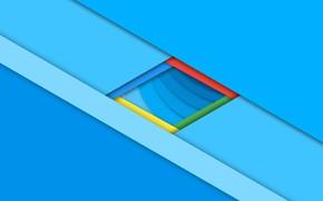 Картинка линии, абстракция, геометрия, design, material