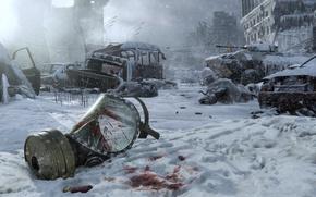 Картинка Game, 4A Games, Deep Silver, Metro: Exodus