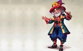 Картинка игра, арт, маг, чародей, волшебник, Верность - Рыцари и принцессы, Valeria Styajkina, 2d