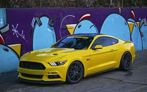 Обои Wheels, 305FORGED, Mustang, Ford