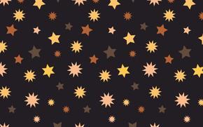 Обои фон, обои, текстура, звездочки