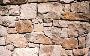Картинка wall, pattern, stones