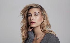 Картинка модель, портрет, Hailey Baldwin