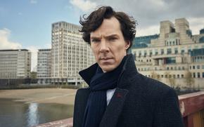 Картинка сериал, Шерлок Холмс, BBC, Бенедикт Камбербэтч, Benedict Cumberbatch, Sherlock, Шерлок, британский актер кино и телевидения