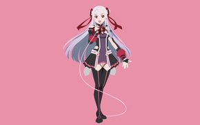 Картинка pretty, singer, Sword Art Online, SAO, bishojo, Yuna, by fikrimochizou, Sword Art Online: Ordinal Scale