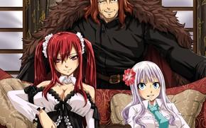 Картинка game, anime, asian, manga, japanese, Fairy Tail, oriental, asiatic, mahou, 006
