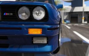 Картинка BMW, Forza Horizon 3, M3 E30