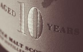 Картинка виски, этикетка, Whisky