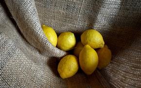 Картинка еда, фрукты, лимоны