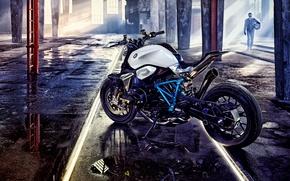 Картинка Concept, бмв, Roadster, BMW, концепт, мотоцикл