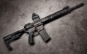 Обои оружие, штурмовая винтовка, Axelson Night Axe