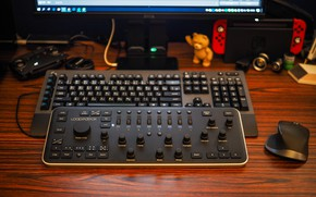 Обои клавиатура, компьютер, мышка, стиль