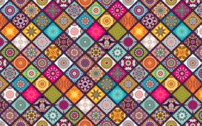 Обои design, pattern, ornament, floral, design by visnezh