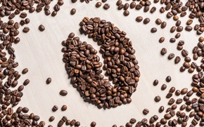 Картинка кофе, зерна, beans, coffee