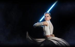 Картинка Star Wars, Звездные войны, Electronic Arts, DICE, EA DICE, Rey, Star Wars: Battlefront II, Star …
