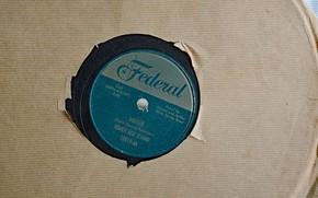 Обои пластинка, винил, музыка