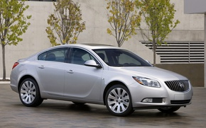 Картинка седан, Buick, Regal
