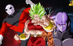 Картинка DBS, game, alien, anime, asian, manga, powerful, Dragon Ball, strong, Dragon Ball Super, japonese