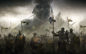 Картинка Game, Ubisoft Montreal, For Honor, За честь